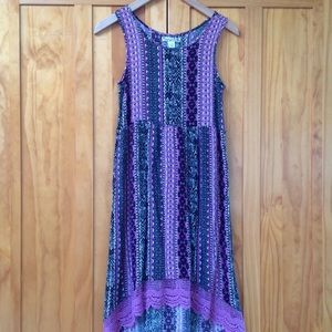 Knitworks | Multi Colored Sleeveless Dress